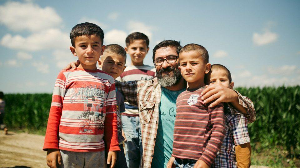 Syrian Refugee Crisis Childrens