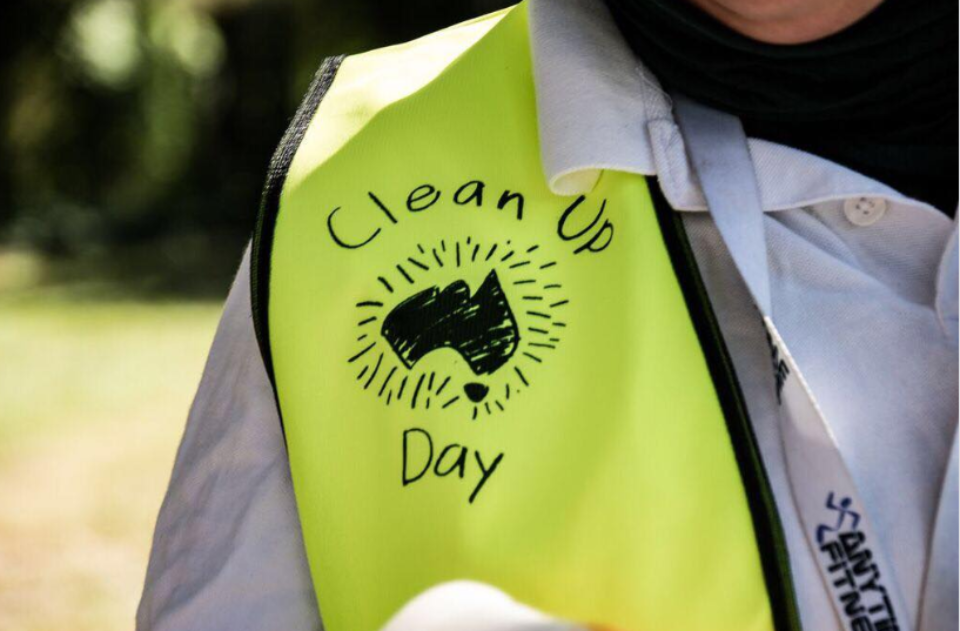 We spent the day cleaning on #cleanupaustraliaday